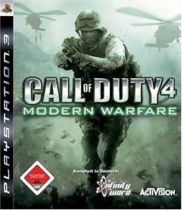 Call of Duty 4: Modern Warfare [Standard]