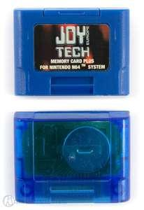 Memory Card / Memorycard / Speicherkarte / Controller Pak 256K #blau [Dritthersteller]