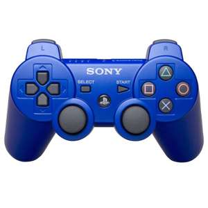 Original DualShock 3 Wireless Controller #blau [Sony]
