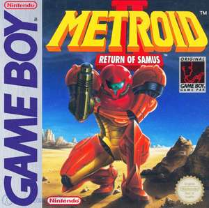 Metroid 2: Return of Samus