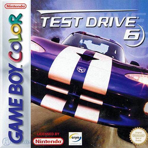 GameBoy Color - Test Drive 6