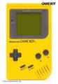 Konsole - Banana Jim + Super Mario Land + Tetris + Golf #gelb