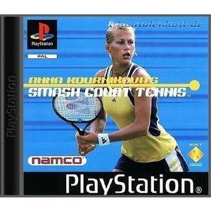 Anna Kournikova: Smash Court Tennis