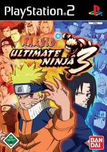 Naruto - Ultimate Ninja 3
