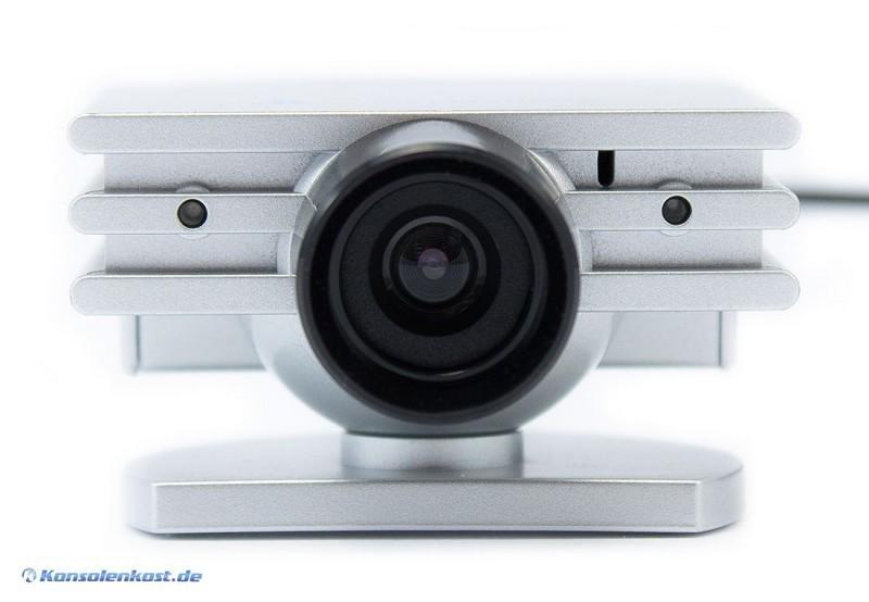 Original Sony EyeToy USB Kamera / Eye Toy Camera #silber