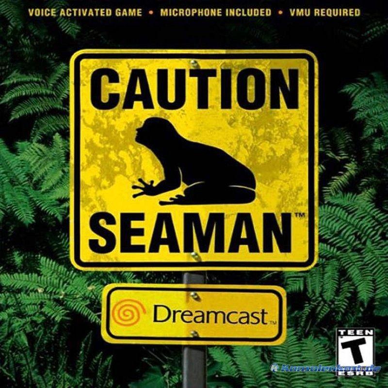 Caution Seaman