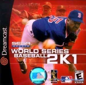 World Series Baseball 2K1