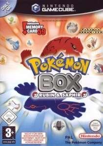 Pokemon Box: Ruby & Sapphire