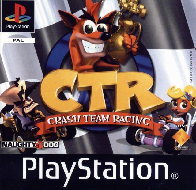 PS1 - Crash Team Racing