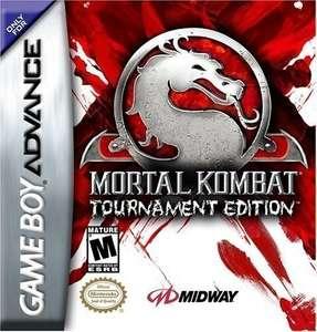 Mortal Kombat Tournament Edition SELTEN!
