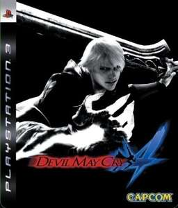 Devil May Cry 4 #Collector's Edition