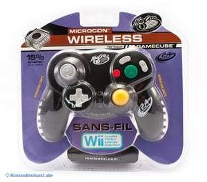 Controller / Pad #schwarz MicroCon Wireless [Madcatz]
