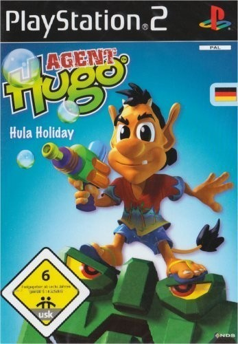 Agent Hugo: Hula Holiday