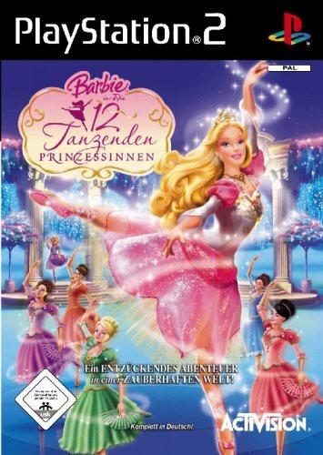 Barbie und die 12 tanzenden Prinzessinnen / 12 Dancing Princesses