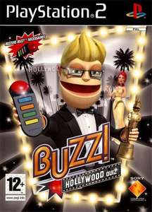 Buzz!: Hollywood Quiz