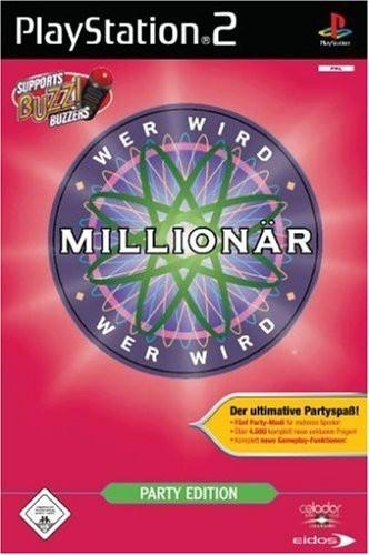 Buzz!: Wer wird Millionär #Party Edition
