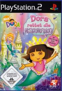 Dora rettet die Meerjungfrauen / Dora saves the Mermaids