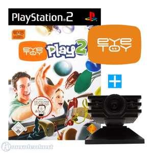 EyeToy Play 2 inkl. Kamera