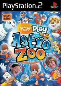 EyeToy: Play - Astro Zoo