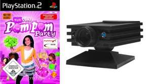 EyeToy: Play - PomPom Party inkl. PomPoms + Kamera