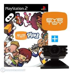EyeToy Play inkl. Kamera