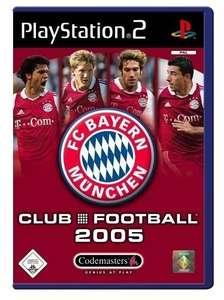 FC Bayern München Club Football 2005