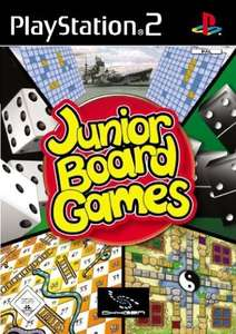 Junior Board Games