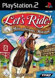 Let's Ride! Mein schönster Reitstall