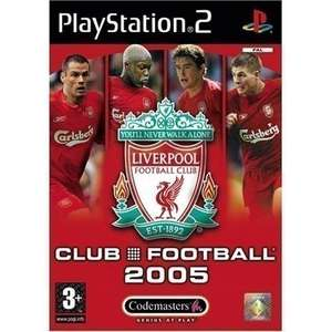 Liverpool FC Club Football 2005