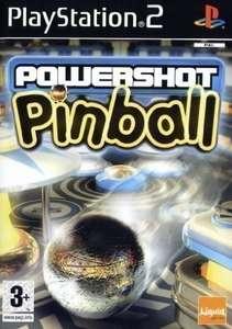Powershot Pinball