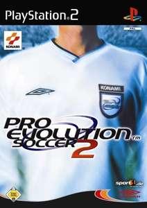 Pro Evolution Soccer 2 / PES 2