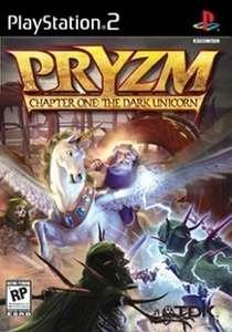Pryzm Chapter One - The dark Unicorn
