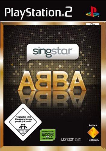 PS2 - SingStar ABBA