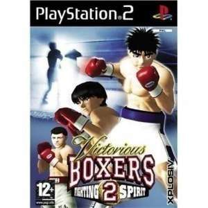 Victorious Boxers 2 - Fighting Spirit