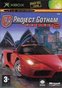 Project Gotham Racing PGR 2