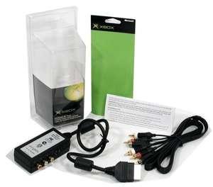 Advanced AV Pack - AV/S-Video/Optical [Microsoft]