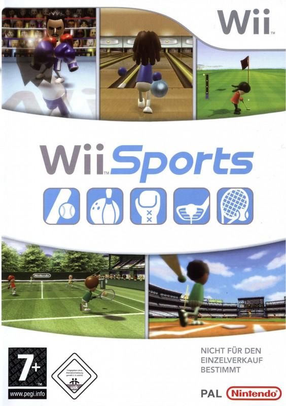 Wii - Wii Sports