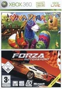 Viva Pinata + Forza Motorsport 2