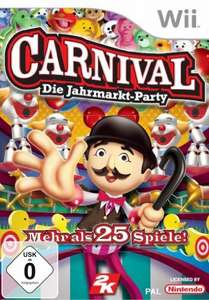 Carnival: Funfair Games / Die Jahrmarkt-Party