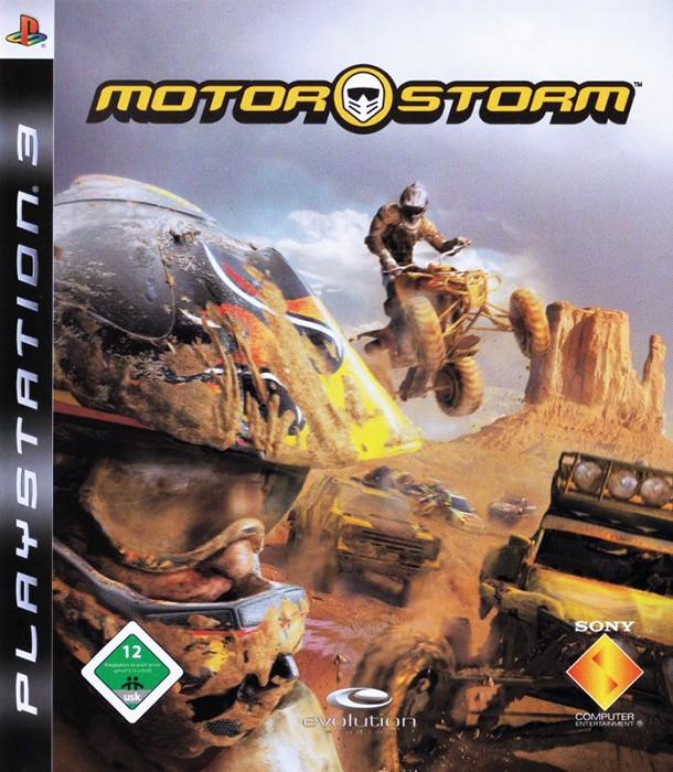 PS3 - Motor Storm [Standard]
