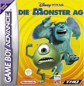 Disney's Monster AG / Monsters Inc.