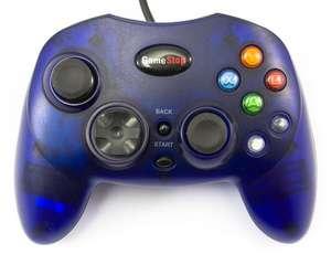 Controller #blau-transp. [verschiedene Hersteller]