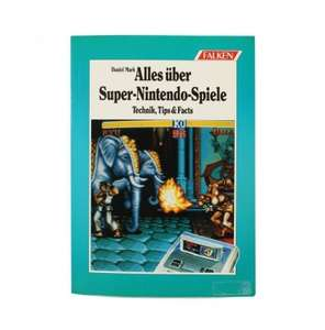 Alles über Super Nintendo Spiele - Technik, Tips & Facts