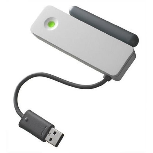 Original Wireless Network Adapter / W-LAN Adapter #weiß [Microsoft]