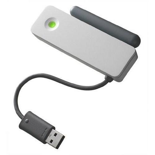 Xbox 360 - Original Wireless Network Adapter / W-LAN Adapter #weiß [Microsoft]