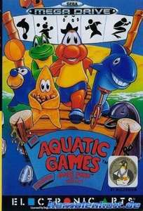 Aquatic Games starring James Pond