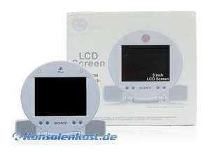 Portable TFT Colour Monitor / LCD Screen f PSOne [Sony]