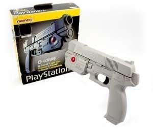 Light Gun / Pistole / Phaser #grau NPC-103 [NAMCO]