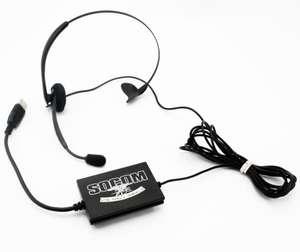 Headset / Kopfhörer Socom U.S. Navy Seals [Logitech]