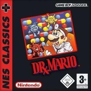 NES Classics: Dr. Mario